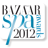 Harper's Bazzar Spa Awards 2012