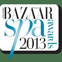 Harper's Bazaar Spa Awards 2013