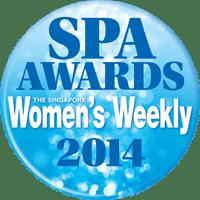 Women's Weekly Spa Awards 2014
