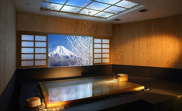 Best Traditional Spa In Tokyo