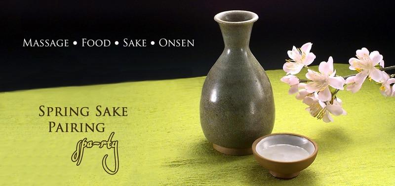 sake pairing workshop