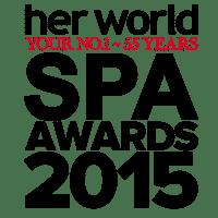 Her World Spa Awards 2015