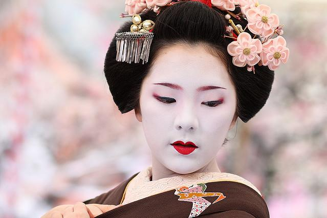 Geisha Beauty: Trademarks of A True Artisan