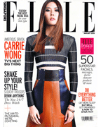 Elle Magazine Press Cover