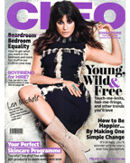 CLEO Magazine Press Cover