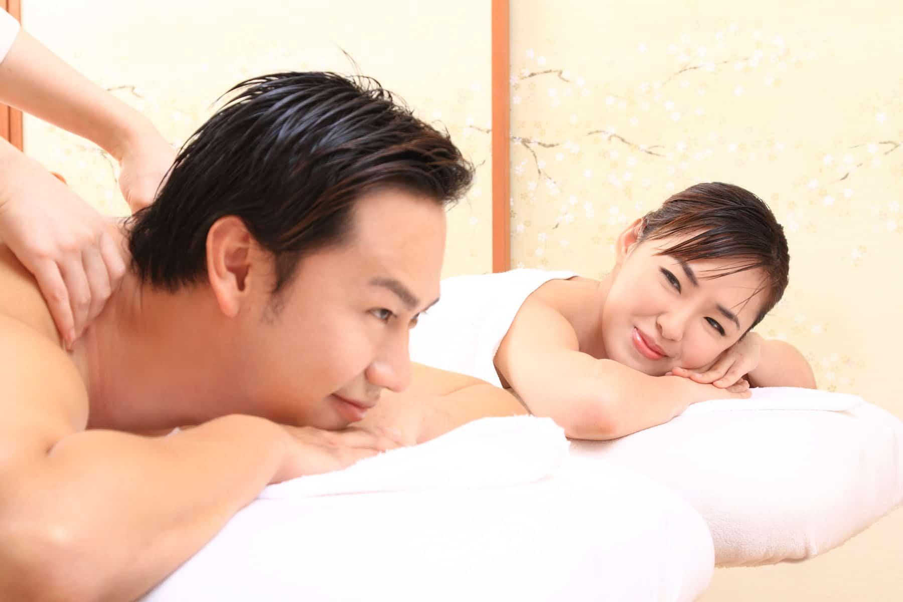 couple massage singapore