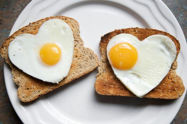 breakfast for wife