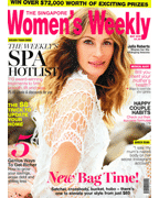 Singapore's Women Weekly Press Cover
