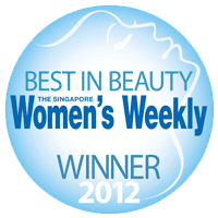 Singapore Women's Weekly Best In Beauty Awards 2012