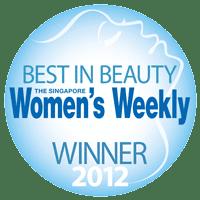 Singapore Women's Weekly Best In Beauty Awards 2012