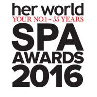 Her World Spa Awards 2016