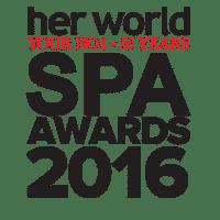 Her World Spa Awards 2016