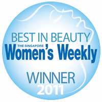 Singapore Women's Weekly Best in Beauty 2011