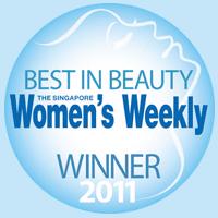 Singapore Women's Weekly Best in Beauty 2011