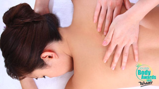 Ikeda Spa Elemental Aromatherapy Massage CLEO Award 2019