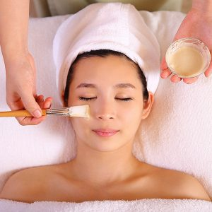 The Facial that uses Nightingale Droppings