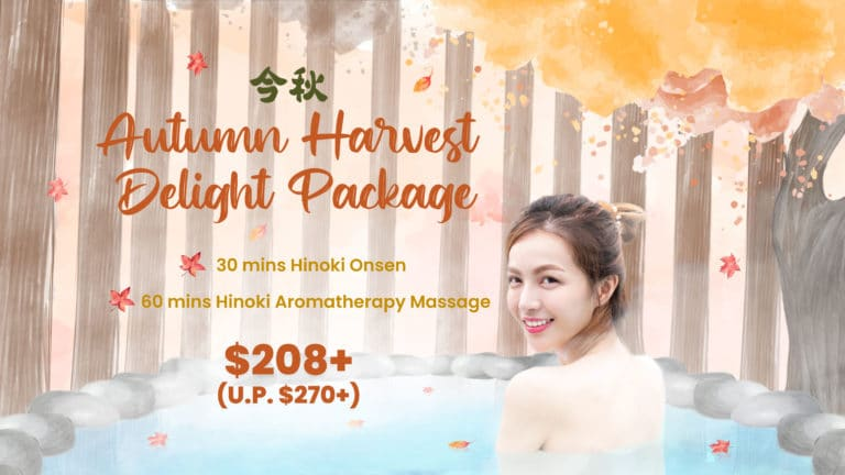 spa deals singapore - bukit timah package