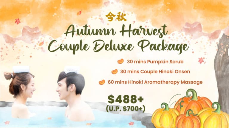 spa deals singapore - ikeda spa couple spa package