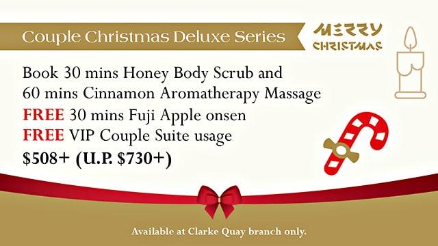 christmas spa - ingredients