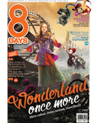 8 Days Press Cover