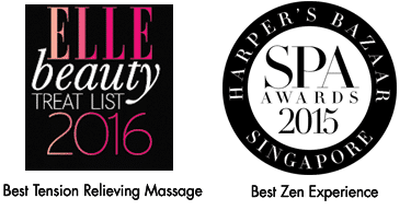 valentine spa promo - award feature