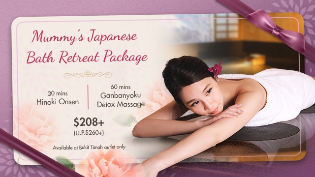 Mother's Day Spa Package at Bukit Timah