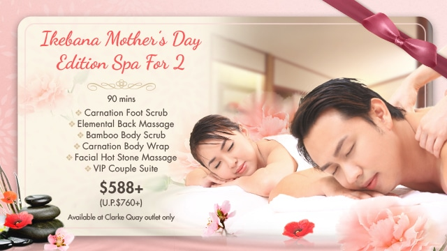 Ikeda Couple Spa Price