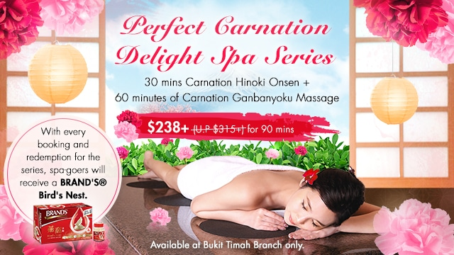 mother's day spa singapore 2019 - ikeda spa bukit timah package