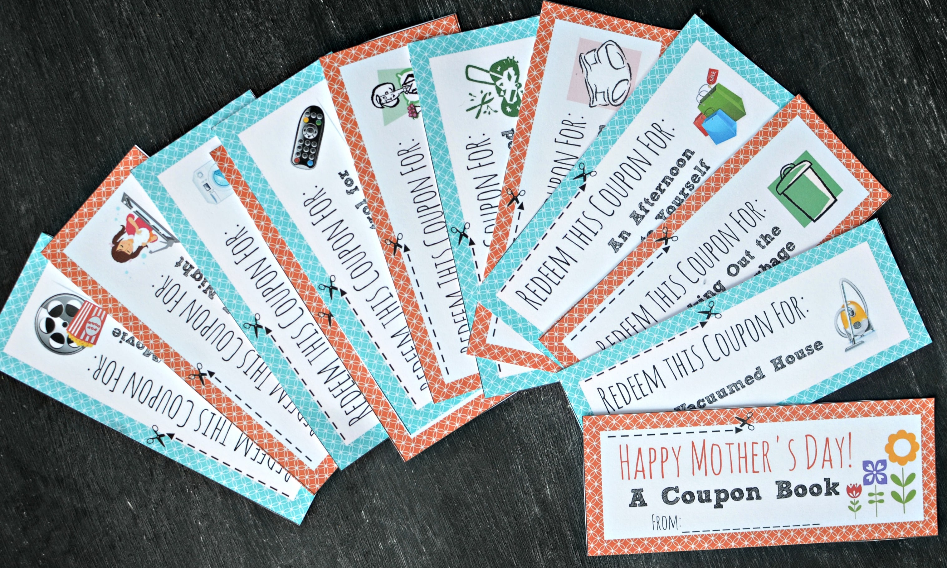 mother's day gift - coupon