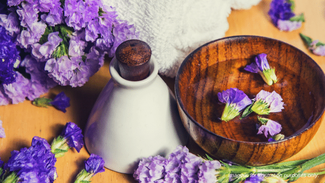 mother's day spa 2018 - lavender spa