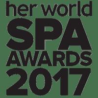 HerWorld Spa Award 2017