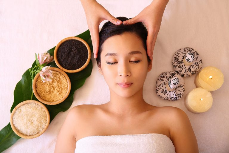 Massage Singapore Head Massage
