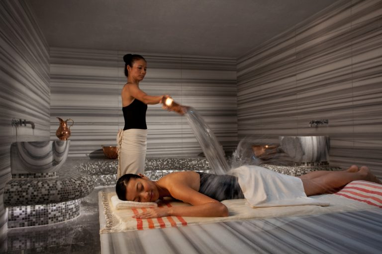 Massage Singapore ESPA