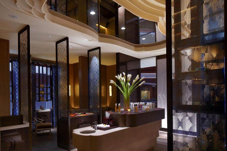 Massage Singapore Mandarin Hotel