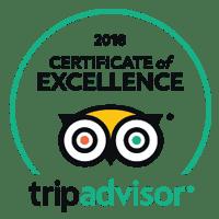 TripAdvisor Service Excellence 2018