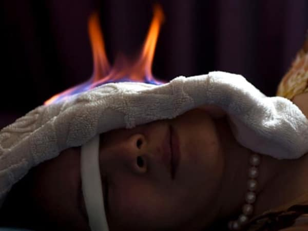 Image result for fire facial