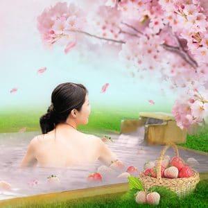 Haru No Niwa Spring Spa Promo