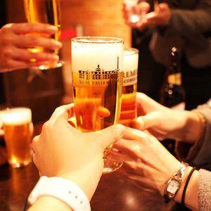 Free Beer – Celebrating 10 Years With Ikeda Spa