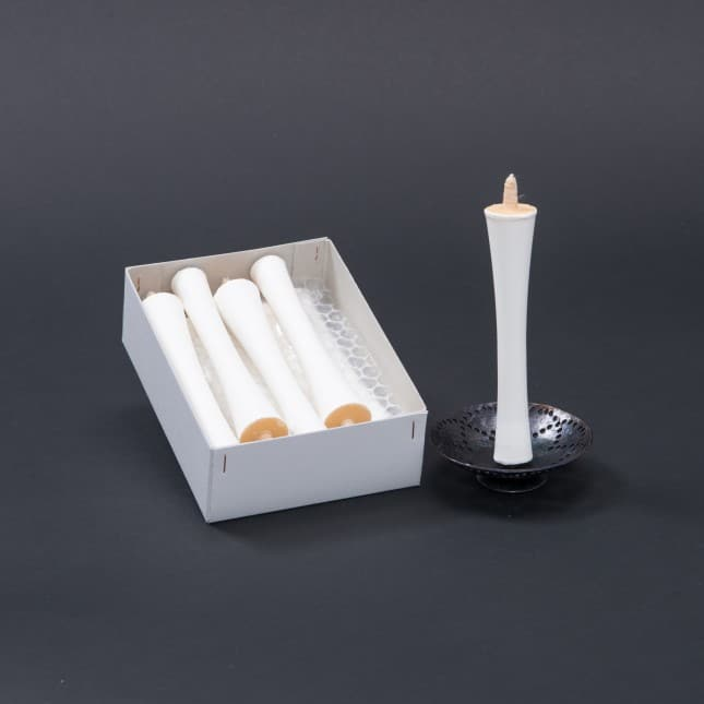 traditional japanese candle