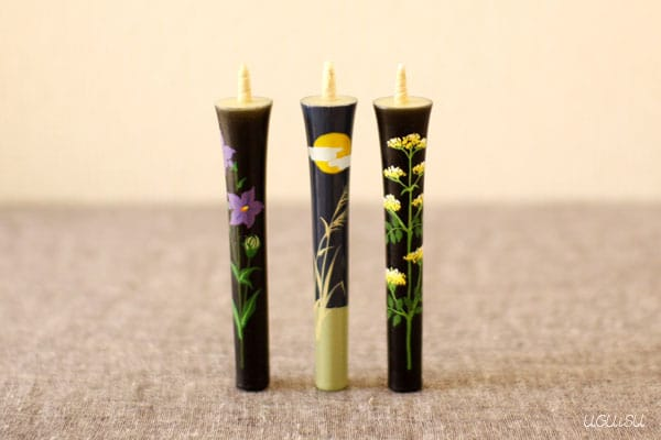 Why Japanese Candles Are Not Like Any Other Candles