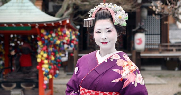 The 7 Steps You Need to Know Before Your Japanese Geisha Makeover